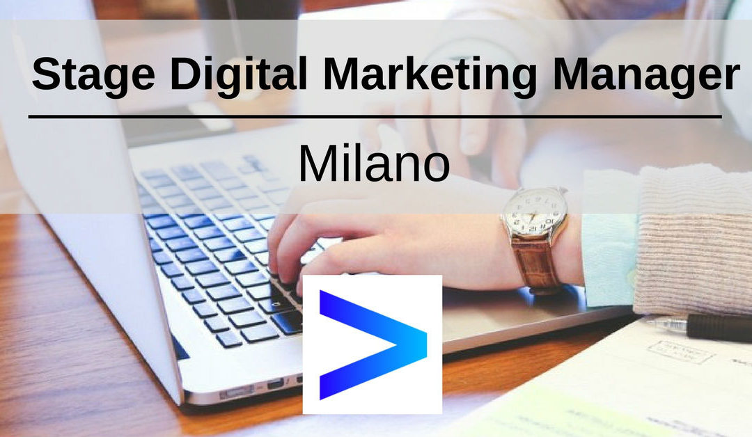 Stage Digital Marketing Manager – Milano – Accenture