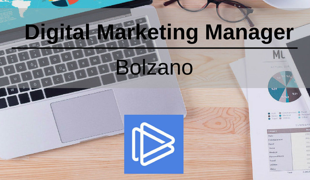 Digital Marketing Manager – Bolzano – B-Works