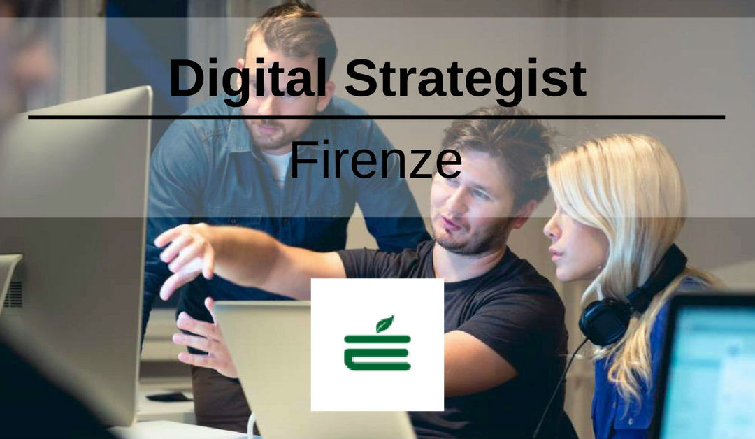 Digital Strategist – Firenze- Enegan
