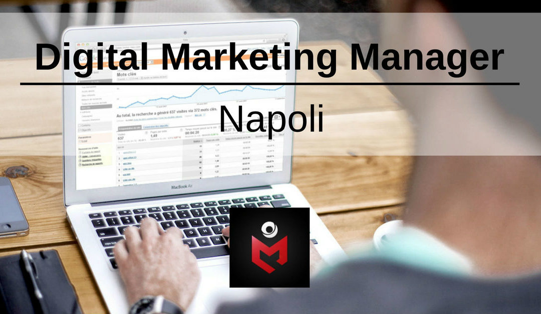 Digital Marketing Manager – Napoli – Overmachine