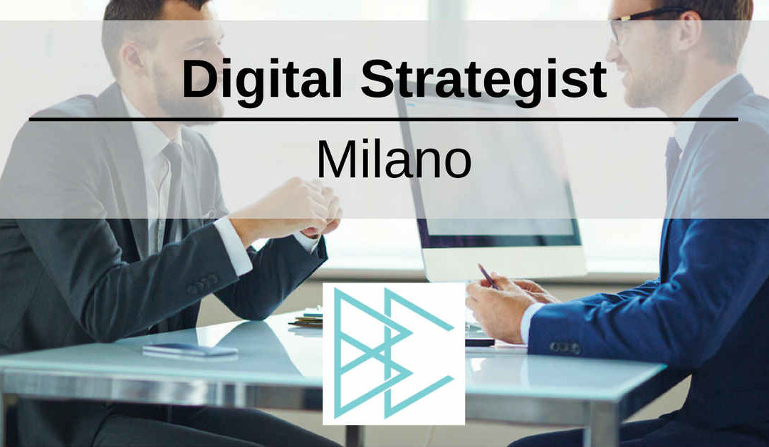 Digital Strategist – Milano – BARDS Collective