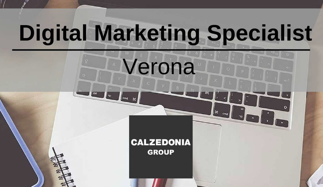 Digital Marketing Specialist – Verona – Calzedonia Group
