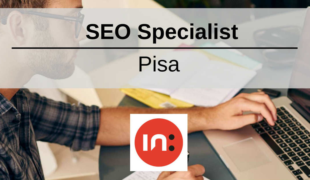 SEO Specialist – Pisa – InTarget Group