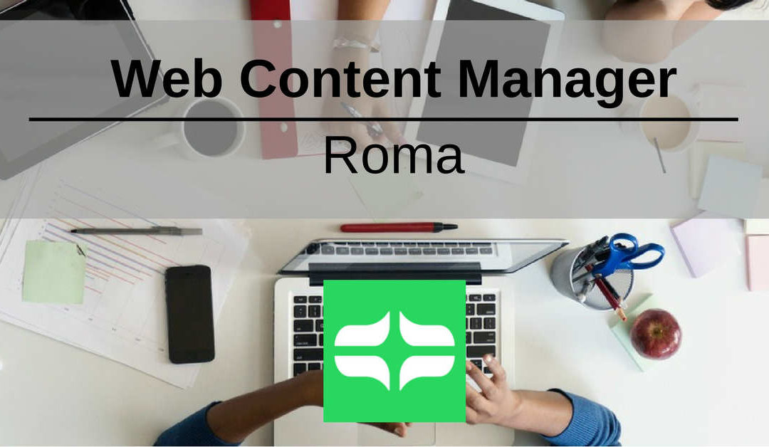 Web Content Manager – Roma – Polk&Union