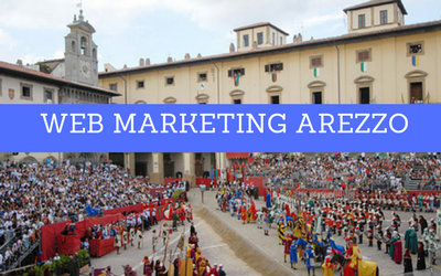 web marketing arezzo