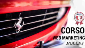 corso web marketing modena