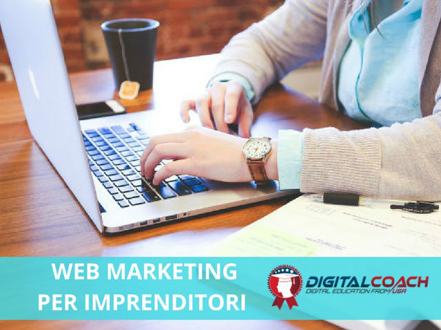 web marketing per imprenditori