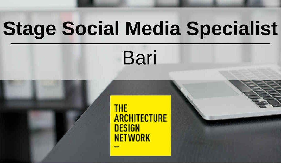 Stage Social Media Specialist – Bari – Archipassport