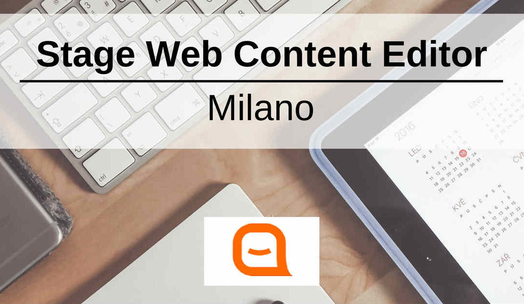 Stage Web Content Editor – Milano – Facile.it