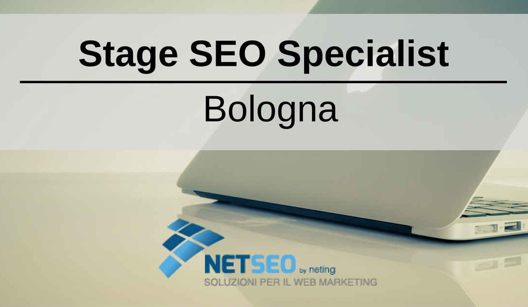 Stage SEO Specialist – Bologna – NETSEO