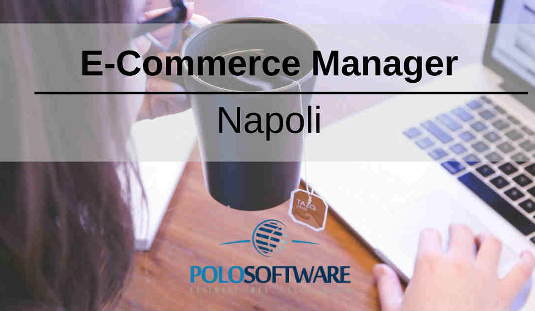 E-Commerce Manager – Napoli – Polosoftware