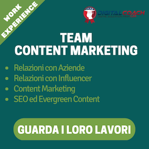 team content marketing