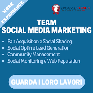 team social media marketing