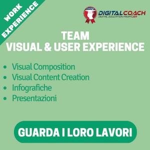 team visual content - user experience