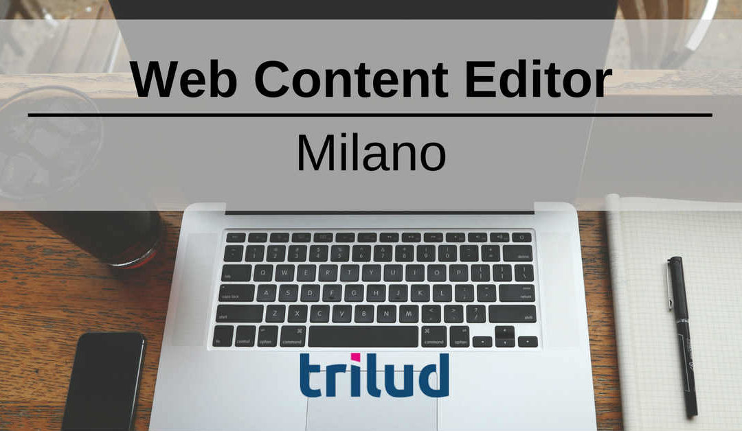 Web Content Editor – Milano – Trilud