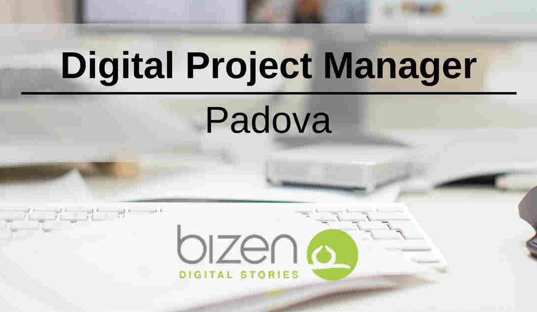 Digital Project Manager – Padova – Bizen