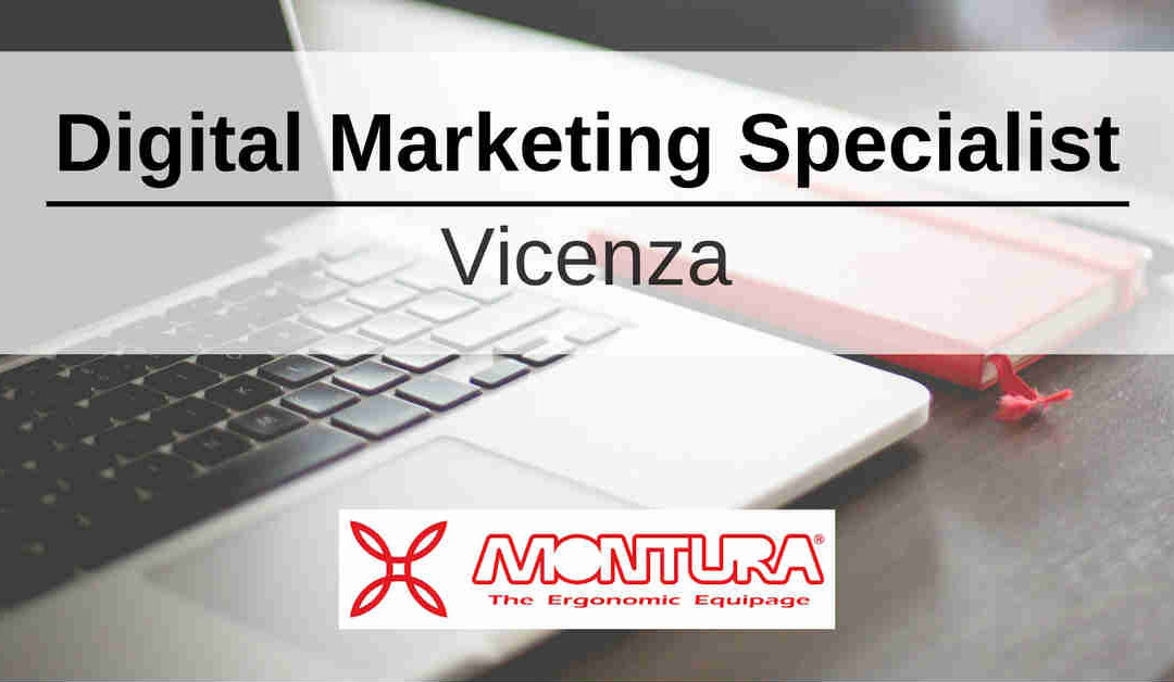 Digital Marketing Specialist – Vicenza – Montura