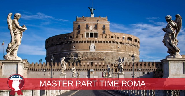master part time roma