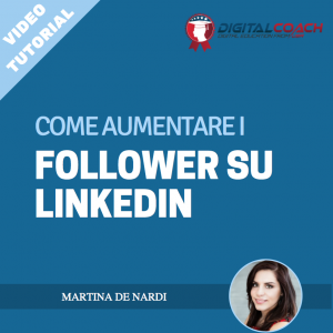 come aumentare follower su linkedin