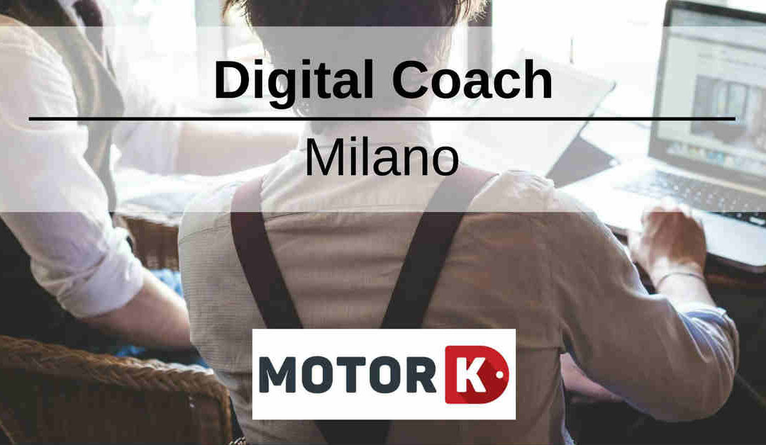 Digital Coach – Milano – MotorK
