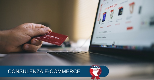 consulenza e-commerce