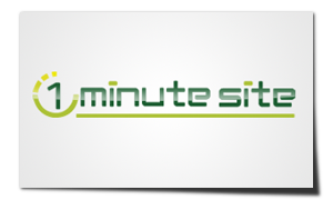 CMS per ecommerce: 1 minute site