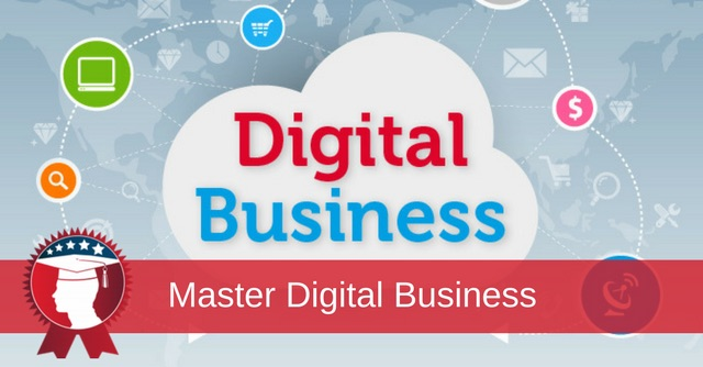 Master Digital Business