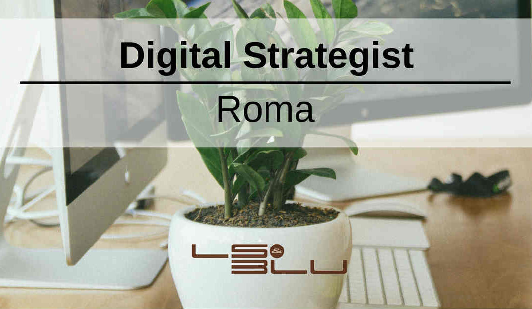 Digital Strategist  – Roma – LS&Blu