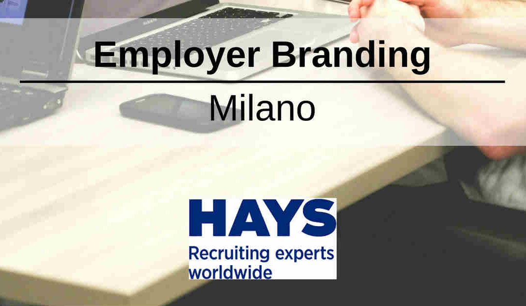 Employer Branding – Milano – Hays