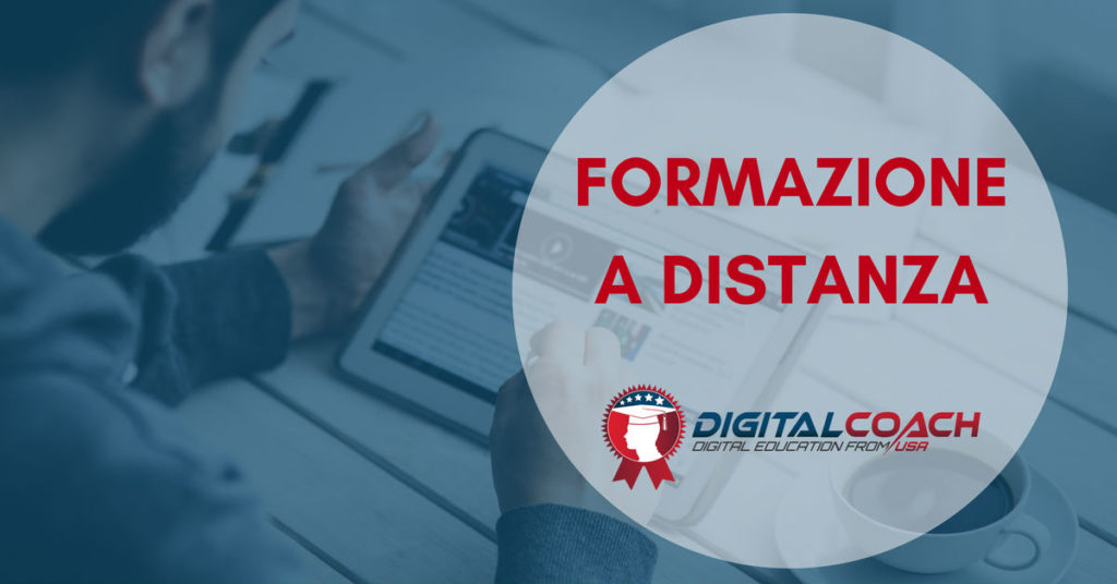 formazione a distanza digital marketing