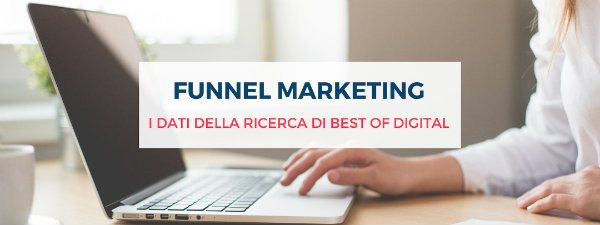 Funnel Marketing Ricerca Best of Digital