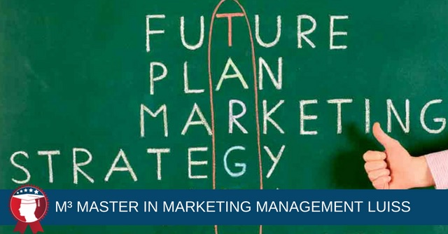 M³ Master in marketing management LUISS