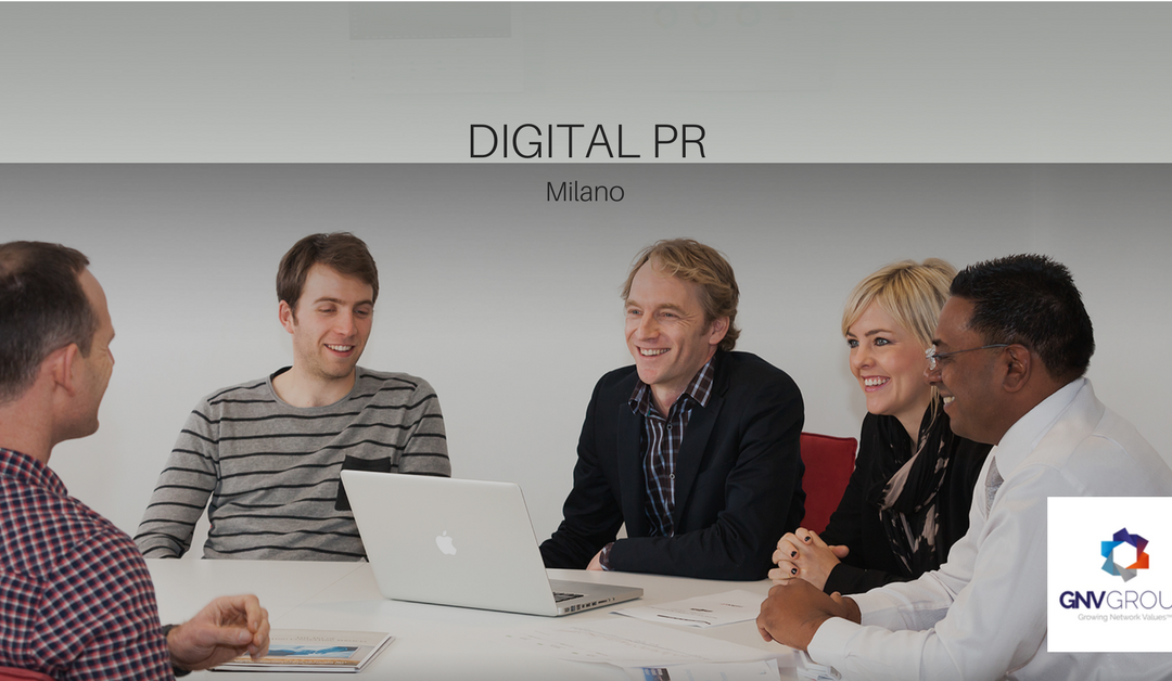 Digital Pr – Milano – GNV Group