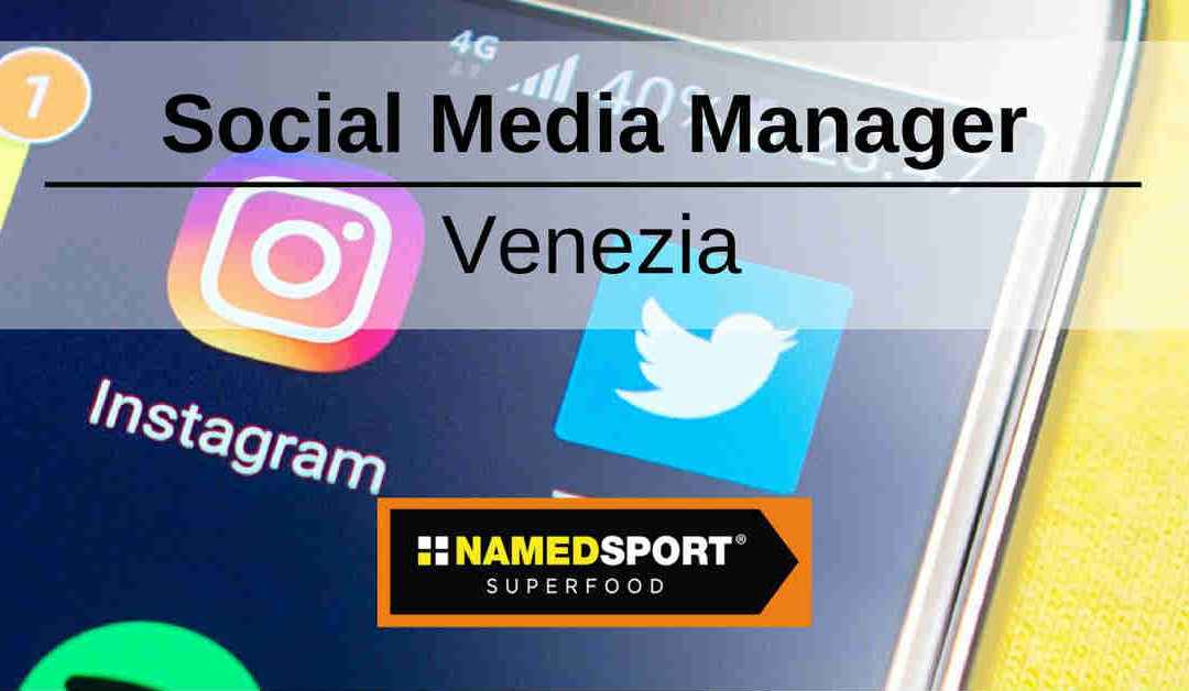 Social Media Manager – Venezia – Namedsport