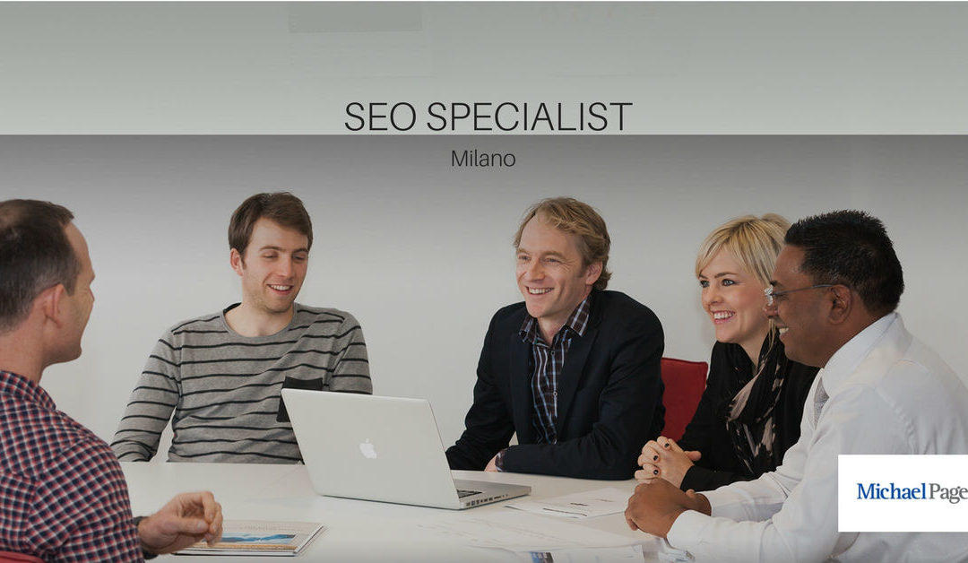 Seo Specialist – Milano – Michael Page