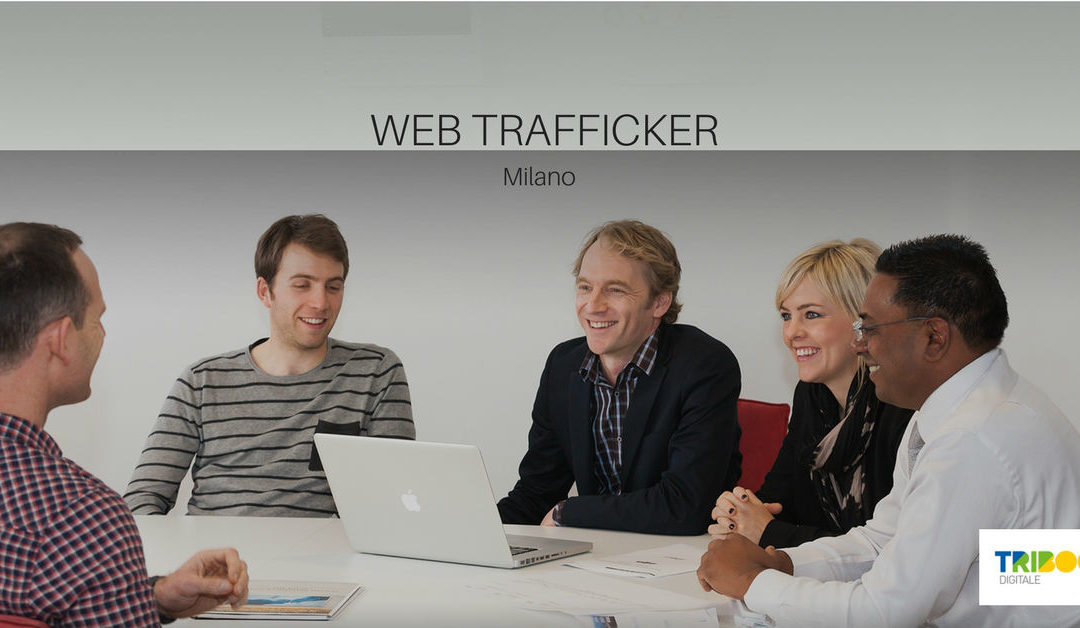 Web Trafficker – Milano – Triboo Digitale Srl