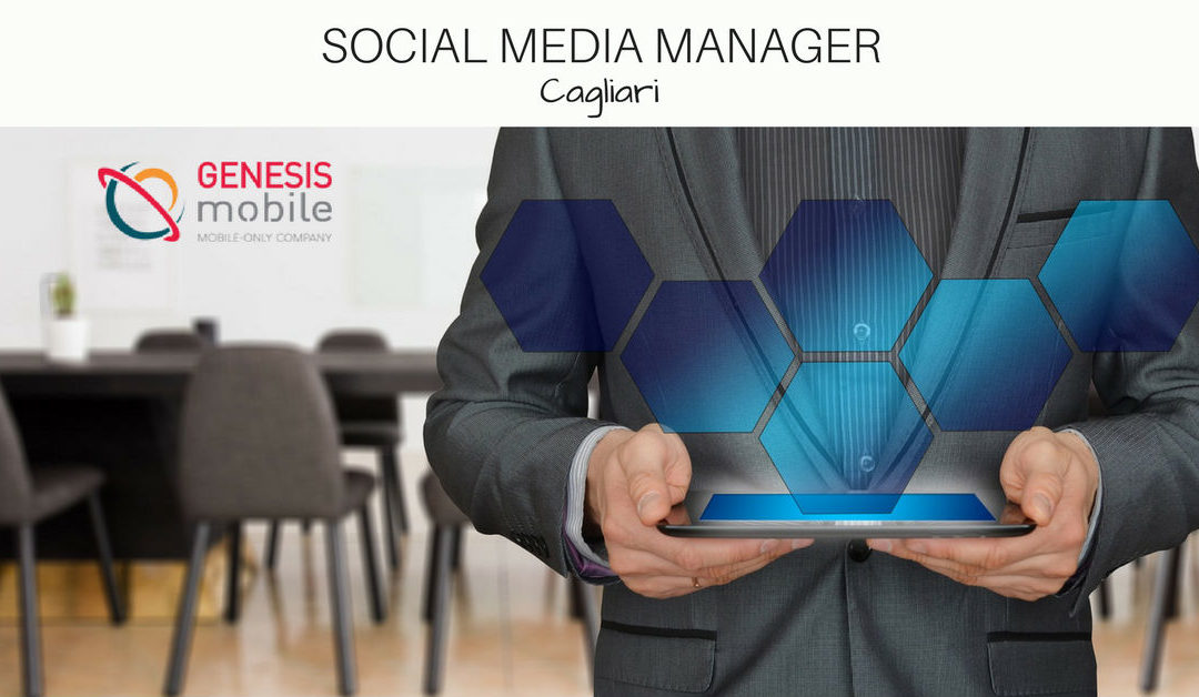 Social Media Manager – Cagliari – Genesis Mobile