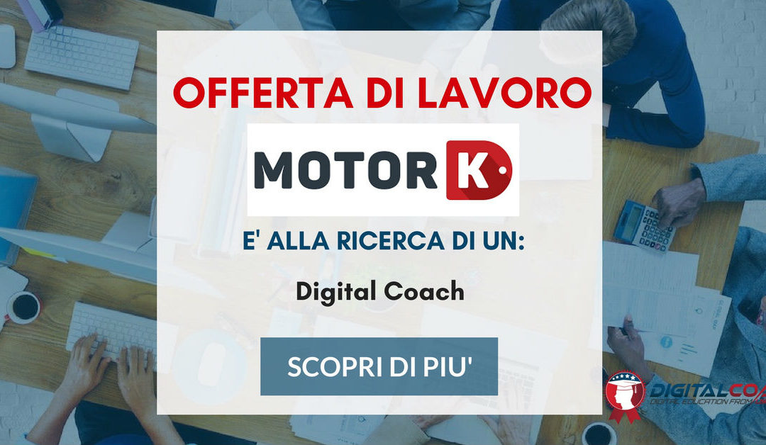 Digital Coach – Milano – Motor K