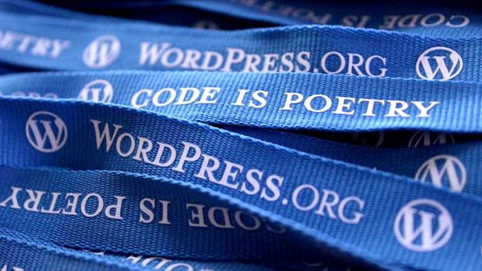 Inserire immagini WordPress-code is poetry