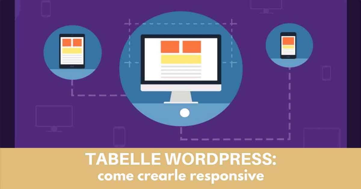 Tabelle WordPress responsive