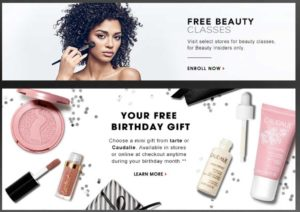 Customer loyalty marketing sephora