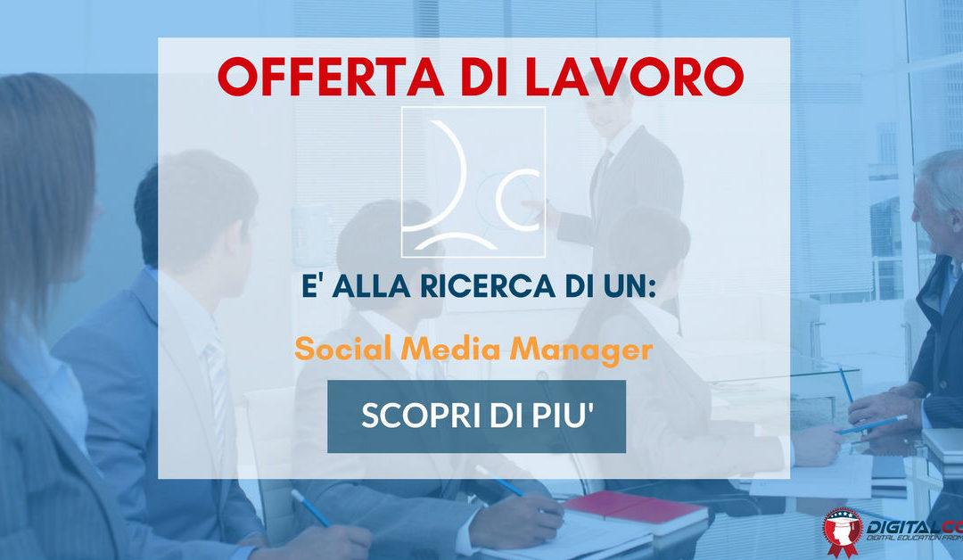 Social Media Manager – Milano – Quintessenza