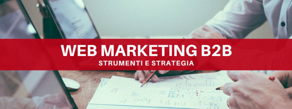 Web marketing b2b