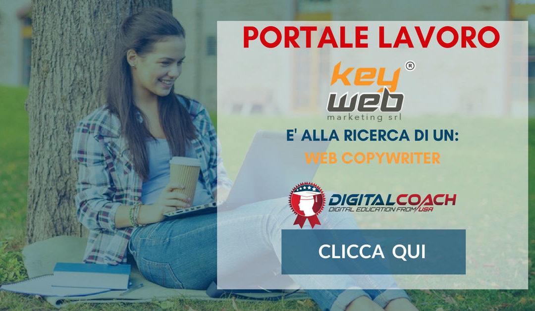 Web Copywriter – Modena – Key-Web