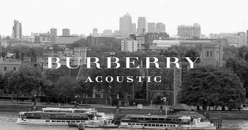 Marketing musicale: Burberry Acoustic
