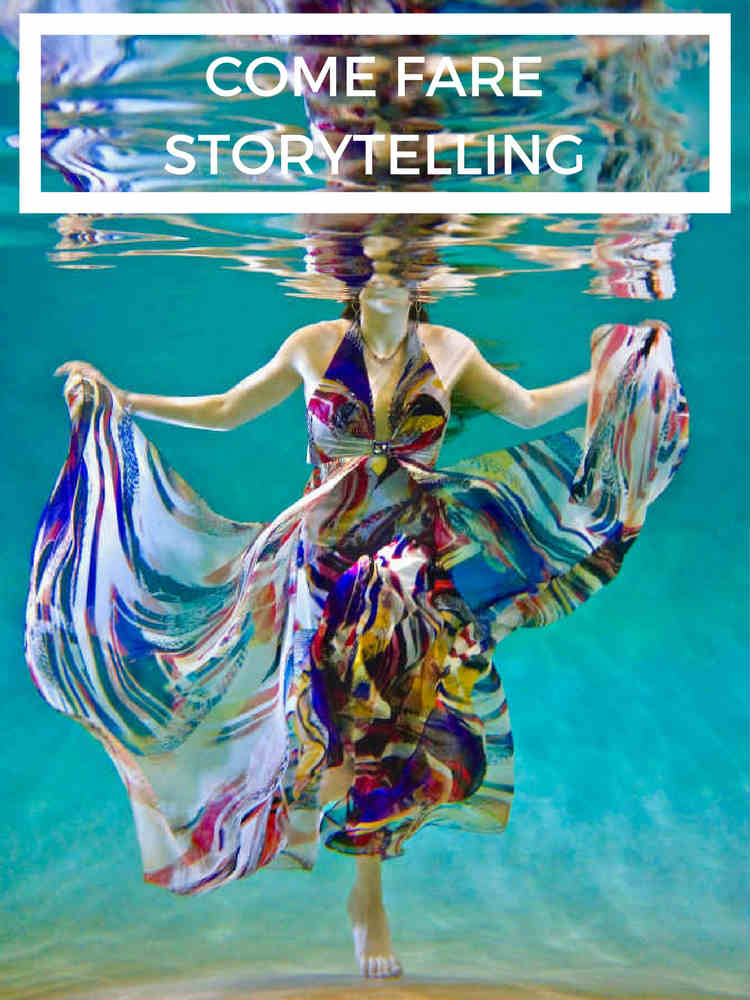 Come fare storytelling visual storytelling