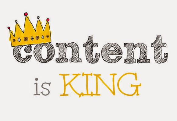 come diventare copywriter - content is king