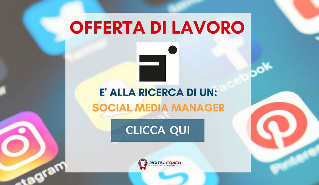 Social Media Manager – Vicenza – Alquadrato