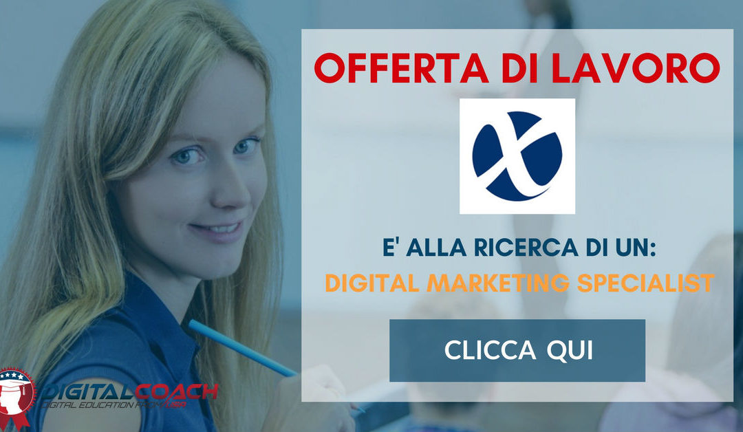 Digital Marketing Specialist – Treviso – Axl Spa
