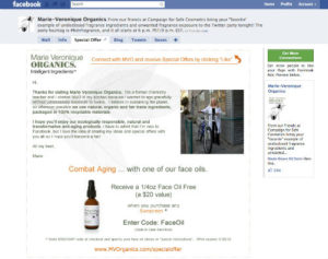 social media marketing - facebook ads